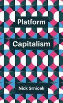 Platform Capitalism Pdf/ePub eBook