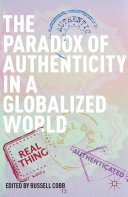 The Paradox of Authenticity in a Globalized World Pdf/ePub eBook