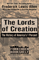 Pdf The Lords of Creation