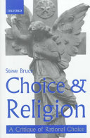 Choice and Religion