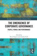 The Emergence of Corporate Governance [Pdf/ePub] eBook