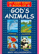 My Very First Book of God s Animals Book PDF