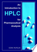 An Introduction To Hplc For Pharmaceutical Analysis Book PDF