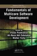 Fundamentals of Multicore Software Development Book
