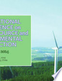 International Conference On Water Resource And Environmental Protection Book PDF