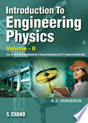 Introduction to Enginering Physics Vol-2 (U.P.Tech.Uni.Lucknow)