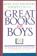 Great Books for Boys Book PDF