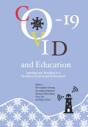 COVID 19 and Education