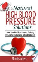Natural High Blood Pressure Solutions Book PDF