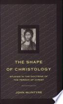Shape Of Christology