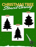 Christmas Tree Stencils Carving