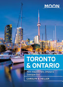 Moon Toronto & Ontario Pdf/ePub eBook