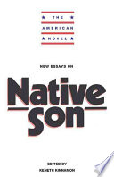 New Essays on Native Son Book