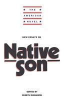 Pdf New Essays on Native Son