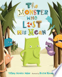The Monster Who Lost His Mean Tiffany Strelitz Haber Cover