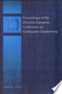 Earthquake Engineering - Invited Papers