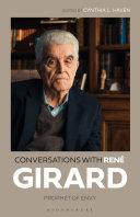 Conversations with René Girard Pdf/ePub eBook