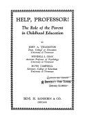 Help  Professor
