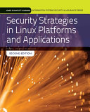 Security Strategies in Linux Platforms and Applications   Virtual Lab Access