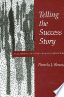 Telling the Success Story