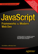 JavaScript Frameworks for Modern Web Dev