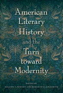 link to American literary history and the turn toward modernity in the TCC library catalog