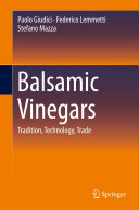 Balsamic Vinegars Pdf/ePub eBook