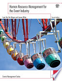 Human Resource Management for the Event Industry Book