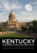 Pdf Kentucky Government, Politics, and Public Policy Telecharger