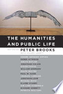 The Humanities and Public Life