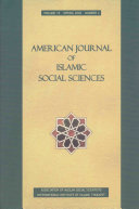 American Journal of Islamic Social Sciences 19:2 Pdf/ePub eBook