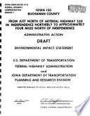 Iowa 150 Improvements, Buchanan County