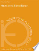 Ieo Report On Multilateral Surveillance