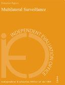 IEO Report on Multilateral Surveillance [Pdf/ePub] eBook