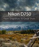 Nikon D750 [Pdf/ePub] eBook