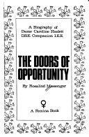 The Doors of Opportunity Book