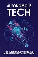 Autonomous Tech Book