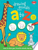 Drawing Animals from A to Z