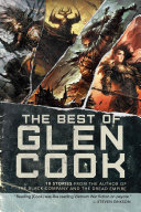 The Best of Glen Cook [Pdf/ePub] eBook