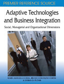 Adaptive Technologies and Business Integration  Social  Managerial and Organizational Dimensions