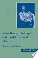 Cross-Gender Shakespeare and English National Identity
