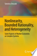 Nonlinearity  Bounded Rationality  and Heterogeneity Book