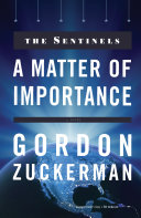 A Matter of Importance Online Book