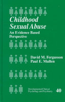 Childhood Sexual Abuse