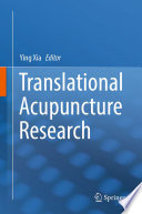 Translational Acupuncture Research Book