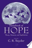 Handbook of Hope