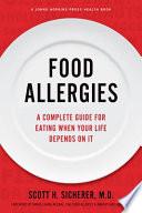 Food Allergies Book