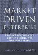 Market Driven Enterprise