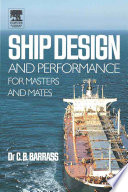 Ship Design And Performance For Masters And Mates Book PDF