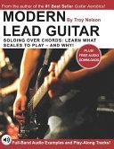 Modern Lead Guitar Book
